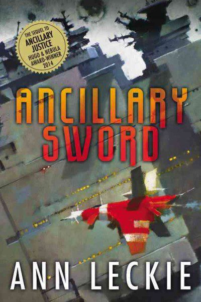 Ancillary Sword cover art