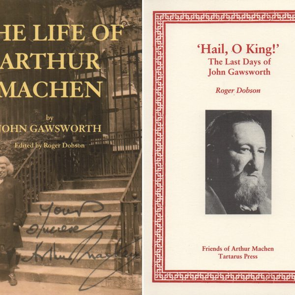 Life of Arthur Machen cover art