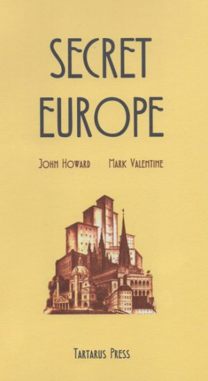 Secret Europe cover art