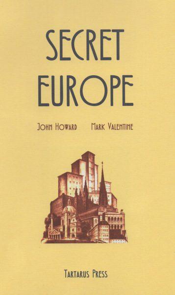 Secret Europe cover art