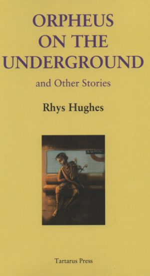 Orpheus on the Underworld cover art