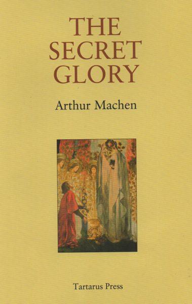 The Secret Glory cover art