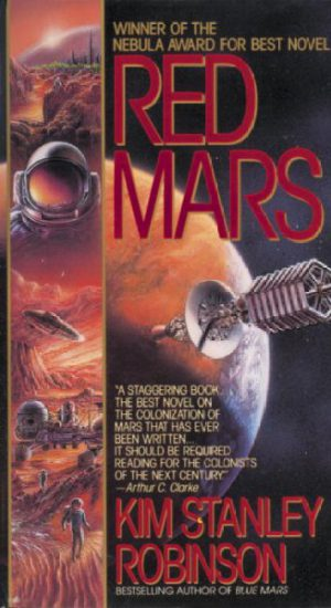Red Mars cover art