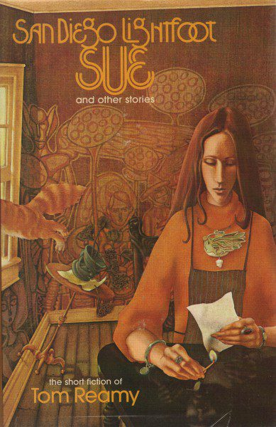 San Diego Lightfoot Sue cover art