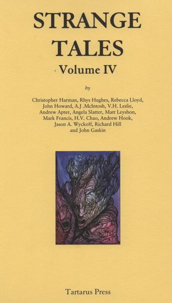 Strange Tales IV cover art
