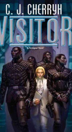 Visitor cover art