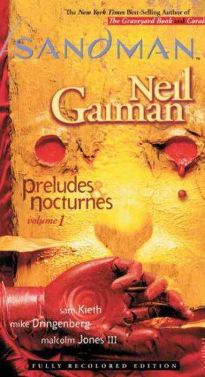 Sandman1 cover art
