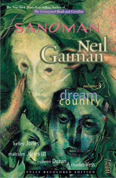 Sandman 3 cover art