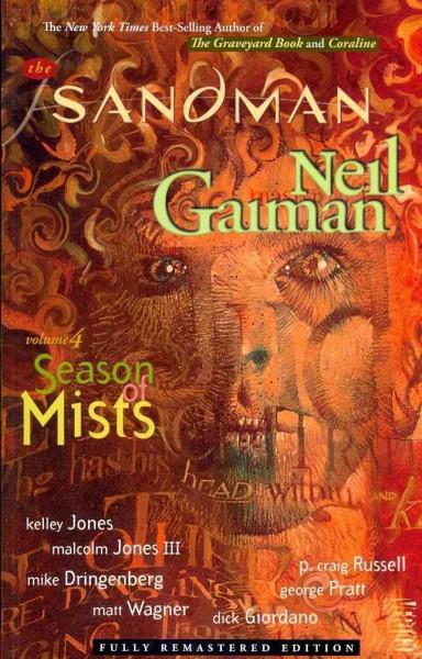 Sandman 4 cover art