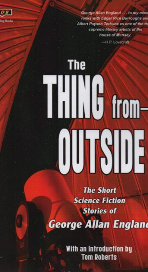 The Thing from Outside cover art