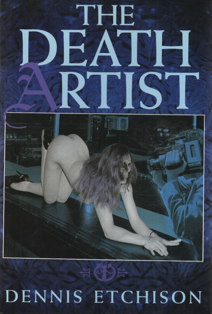 Death Artist cover art