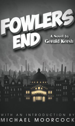 Fowler's End cover art
