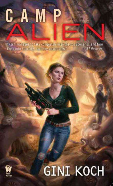 Camp Alien cover art