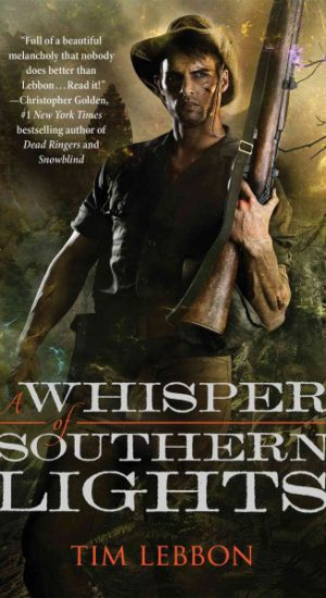 Whisper of Southern Lights cover art