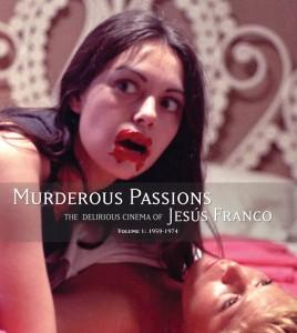 Murderous cover art