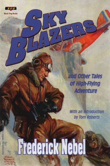 Sky Blazer cover art