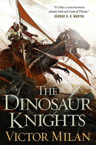 Dinosaur Knights cover art