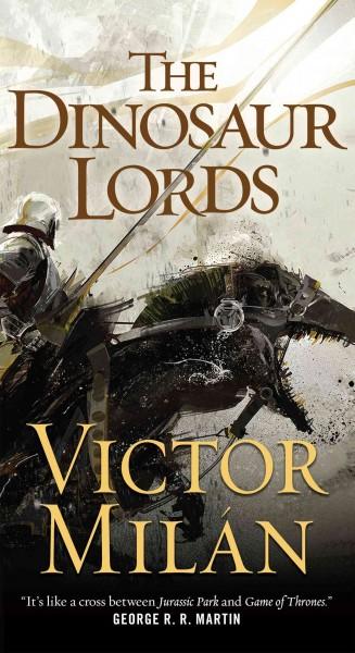 Dinosaur Lords cover art