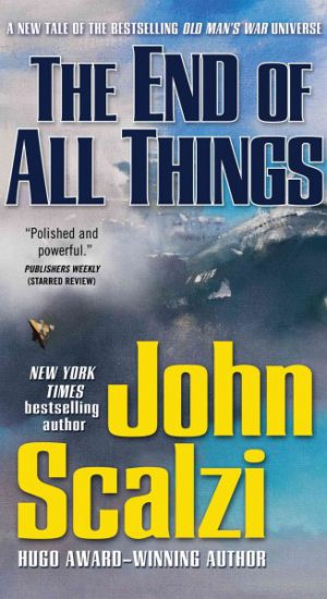 End of All Things cover art