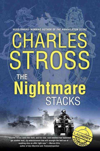 Nightmare Stacks cover art