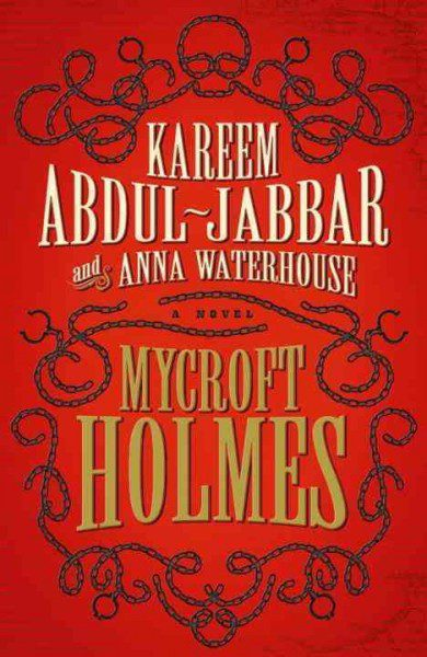 Mycroft Holmes cover art
