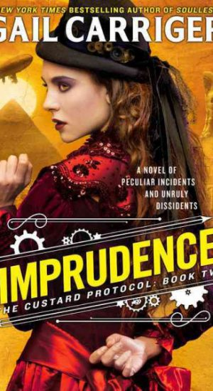 Imprudence cover art