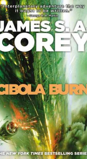 Cibola Burn cover art