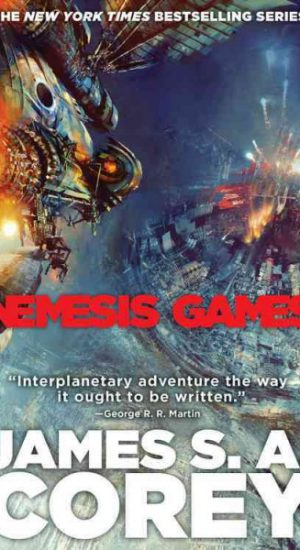 Nemesis Games cover art