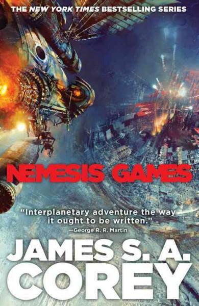 Nemesis Games cover art