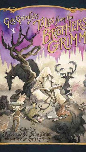 Gris Grimley Tales cover art