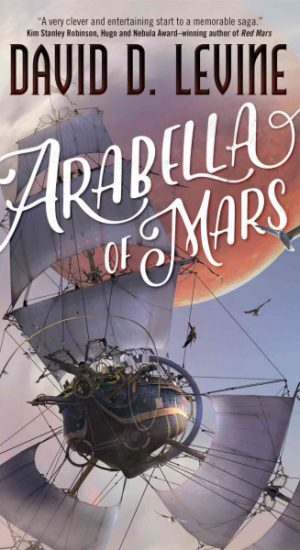 Arabella of Mars cover art