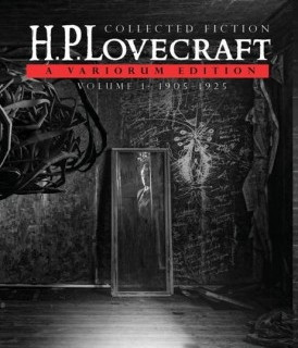 Lovecraft Vol 1 cover art