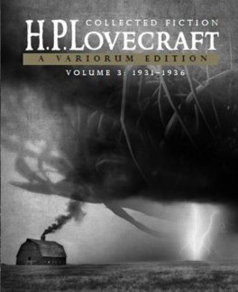 Lovecraft Vol 3 cover art