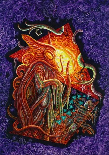 Tindalos Cycle cover art
