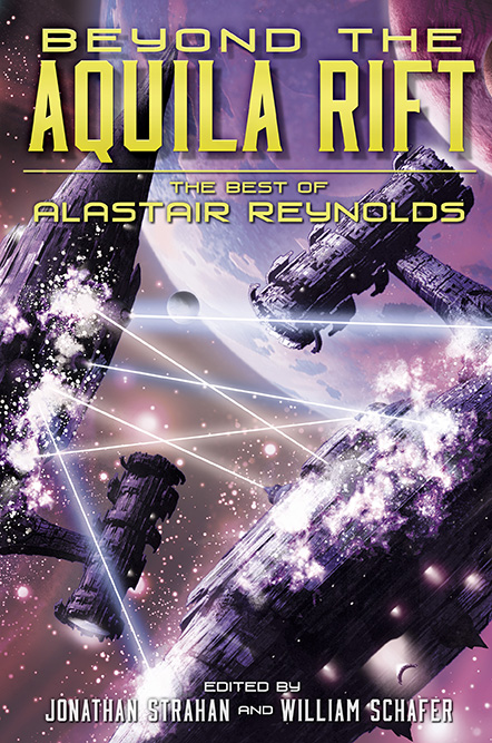 Beyond the Aquila Rift cover art