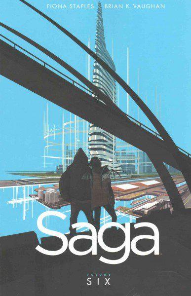 Saga 6 cover art