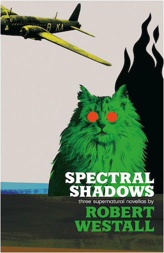 Spectral Shadows cover art