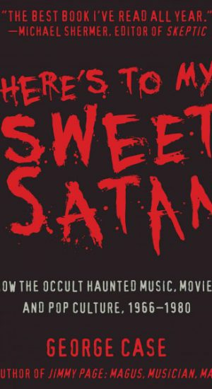 Here's to My Sweet Satan cover art