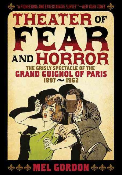 Theatre of Fear and Horror cover art