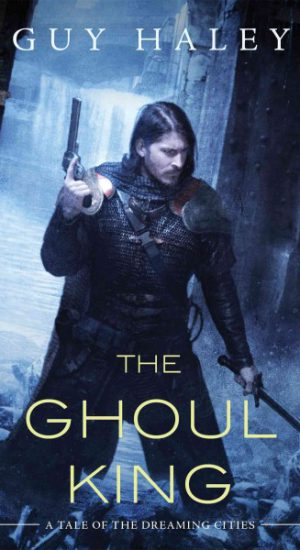 The Ghoul King cover art