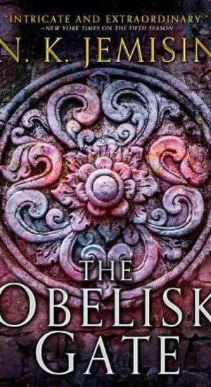 Obelisk Gate cover art