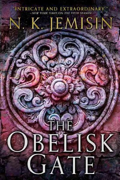 Obelisk Gate cover art