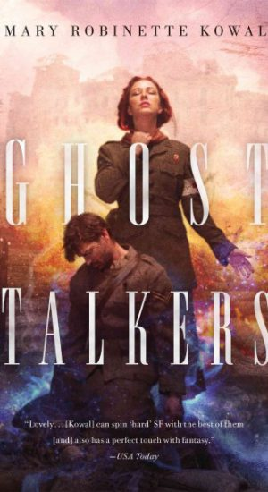 Ghost Talkers cover art
