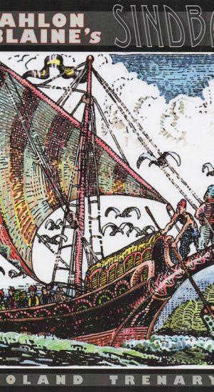 Mahlon Blaine's Sinbad cover art