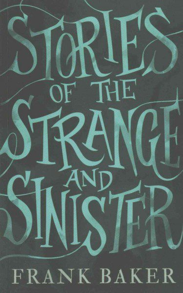 Stories Strange and Sinister cover art
