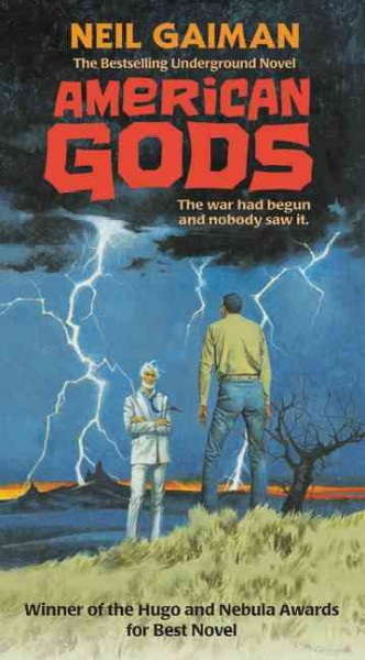 American Gods cover art