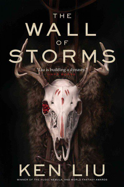 Wall of Storms cover art