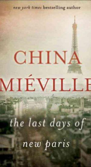 Last Days of New Paris cover art