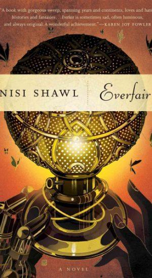 Everfair cover art