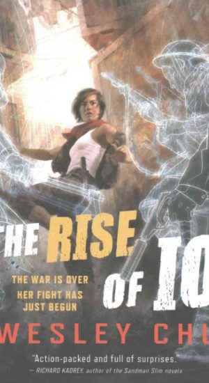 Rise of Io cover art